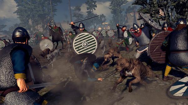 Скриншоты к Total War Saga: Thrones of Britannia (2018) (RUS) полная версия | Repack