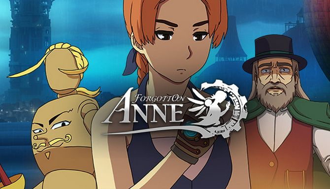 Forgotton Anne (2018) полная версия