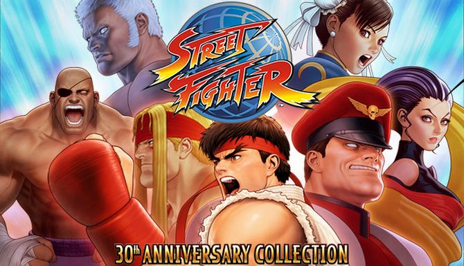 Street Fighter 30th Anniversary Collection (2018)