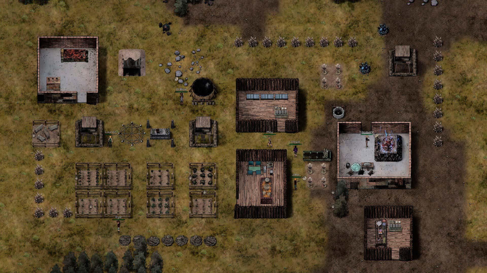 Скриншоты к Judgment Apocalypse Survival Simulation The Samurai v1.1.4 (RUS) полная версия