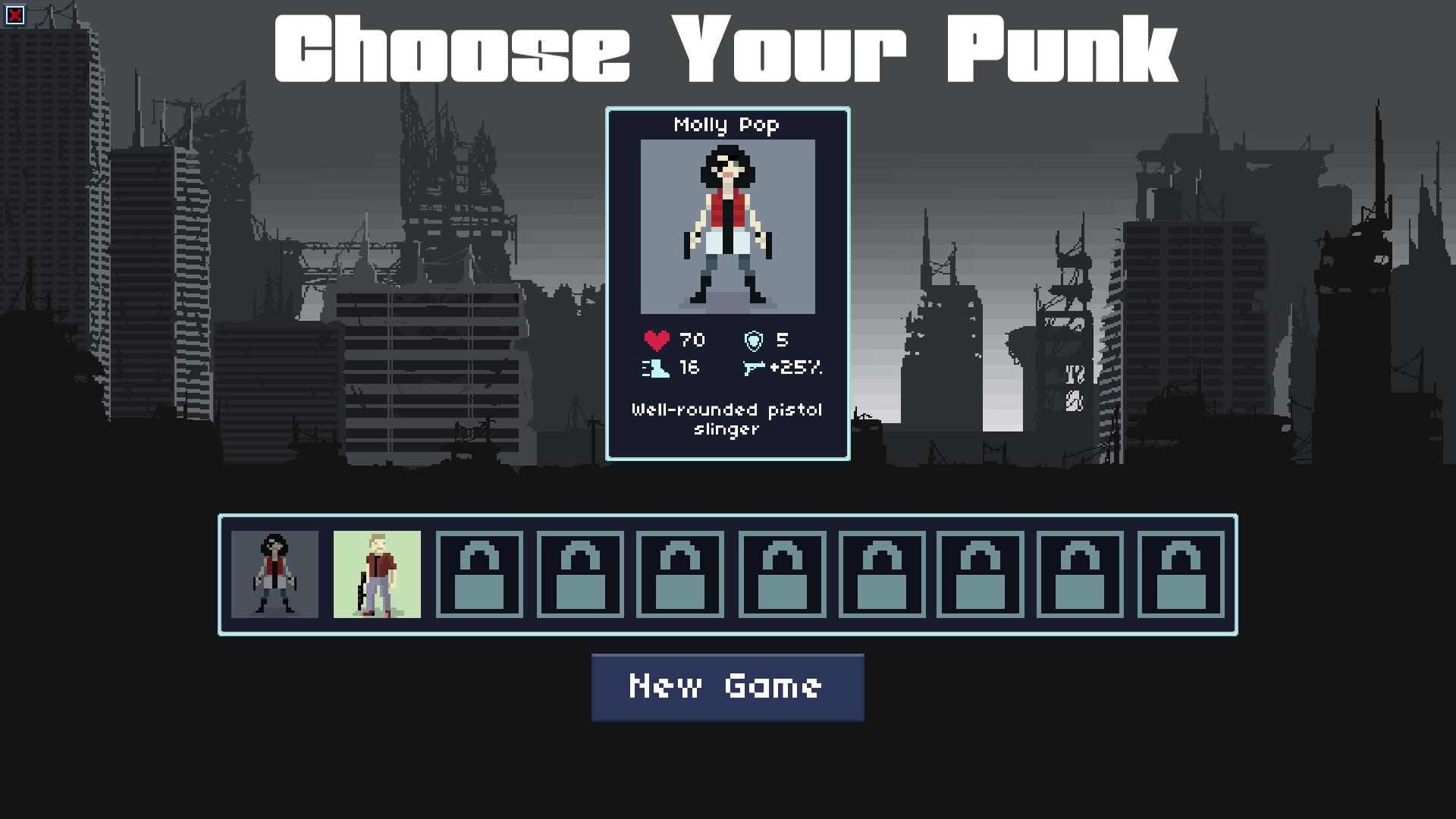 Скриншоты к Bunker Punks v0.9.5 [Early Access]