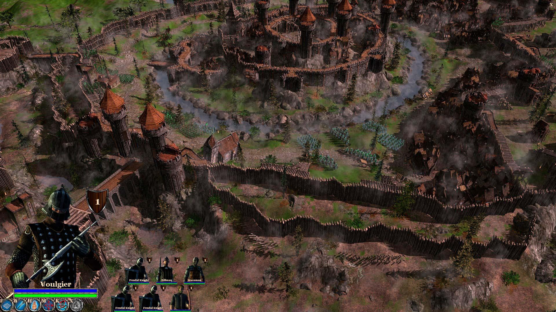 Скриншоты к Medieval Kingdom Wars (Update 54) на русском языке