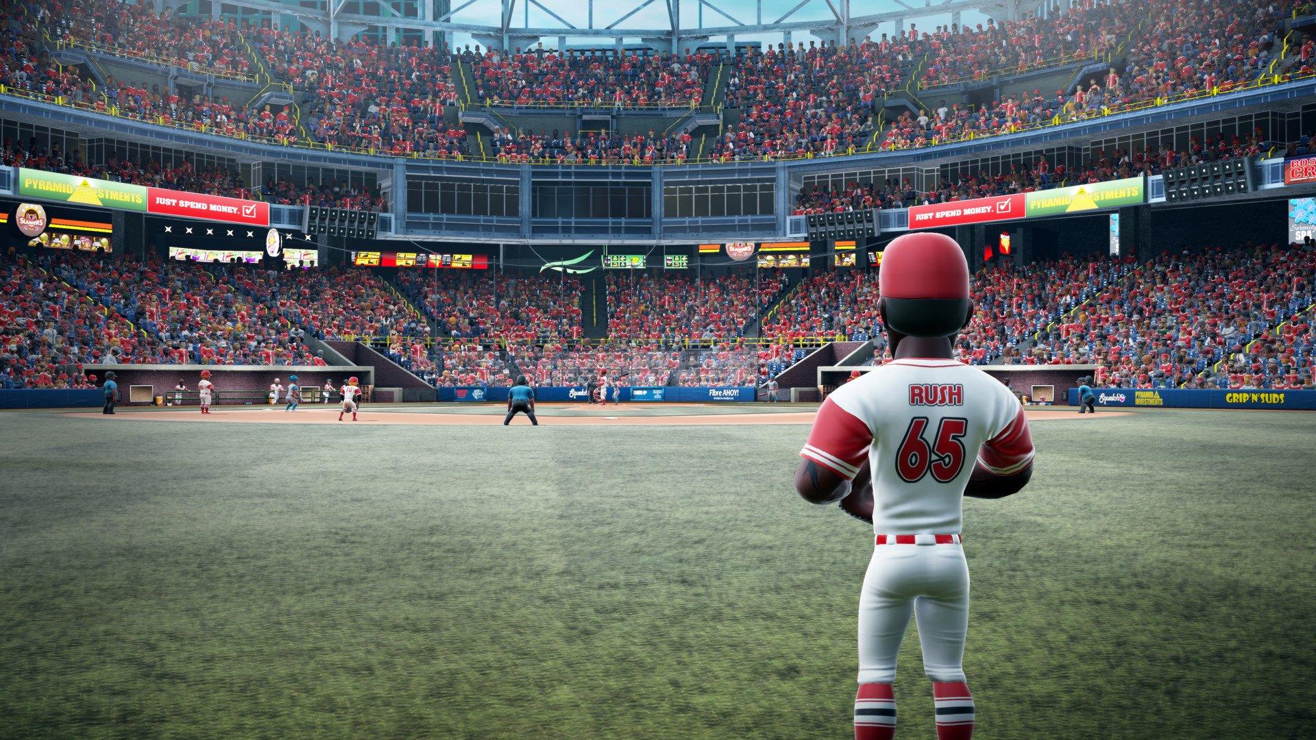 Скриншоты к Super Mega Baseball 2 (2018) обновленная версия
