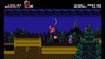 Bloodstained: Curse of the Moon (v1.1) полная версия