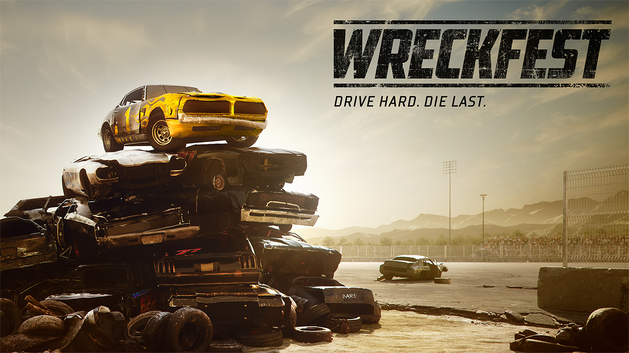 Wreckfest - Banger Racing Car Pack (2020) (RUS) полная версия