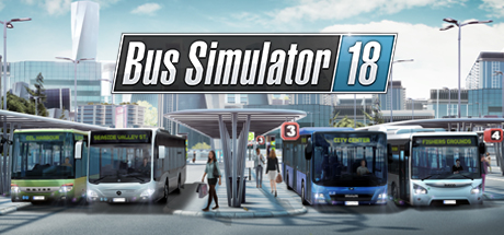 Bus Simulator 18 (2018) (RUS) полная версия - Repack
