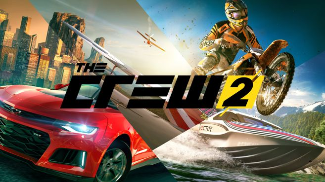 The Crew 2: Gold Edition (2018) (RUS) FULL UNLOCKED - REPACK