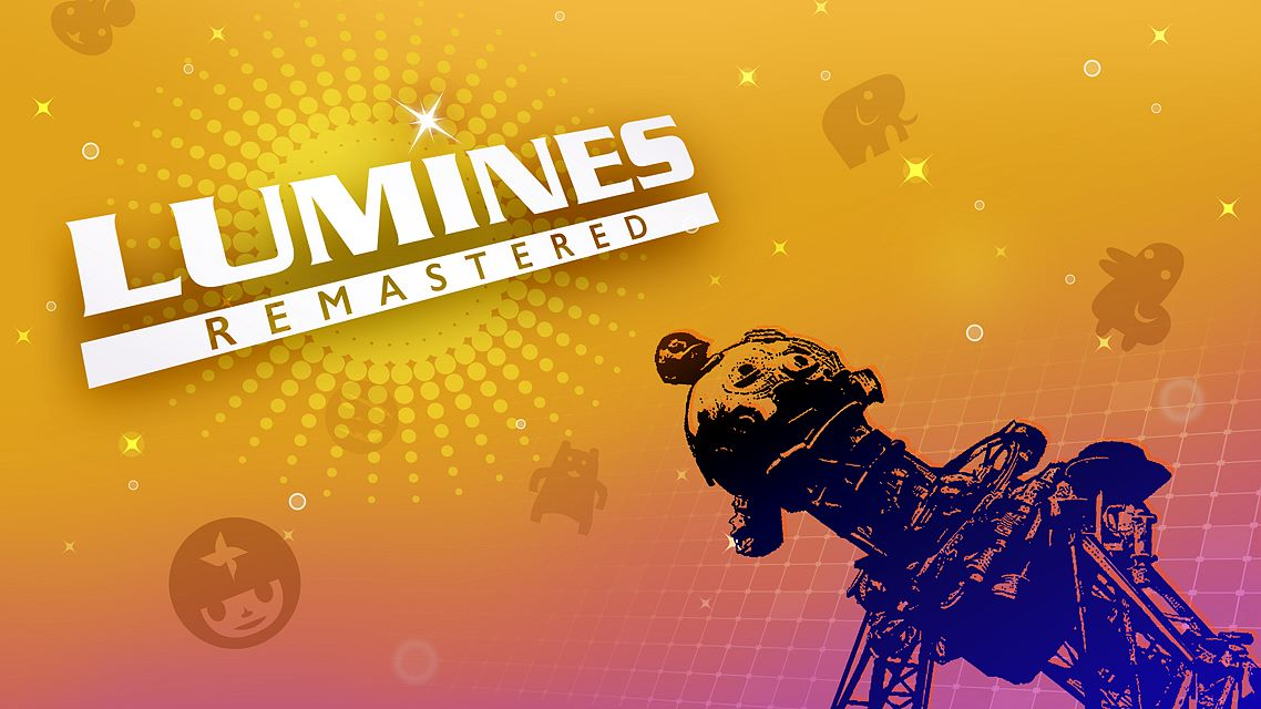 LUMINES REMASTERED (2018) полная версия