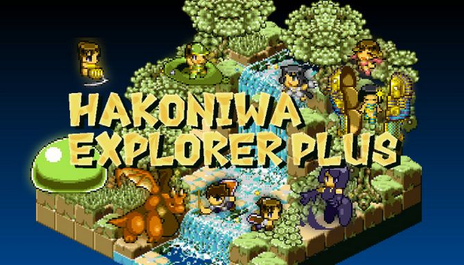 Hakoniwa Explorer Plus (v1.01) полная версия