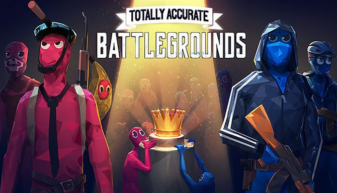 Totally Accurate Battlegrounds v10.06.2018 новая версия
