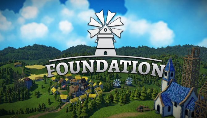 Foundation game v0.1.35 (RUS) [Early Access]