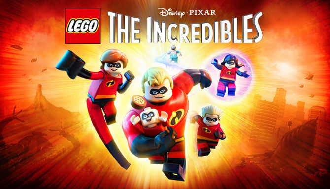 LEGO The Incredibles (v1.0) (2018) (RUS) PC полная версия - REPACK