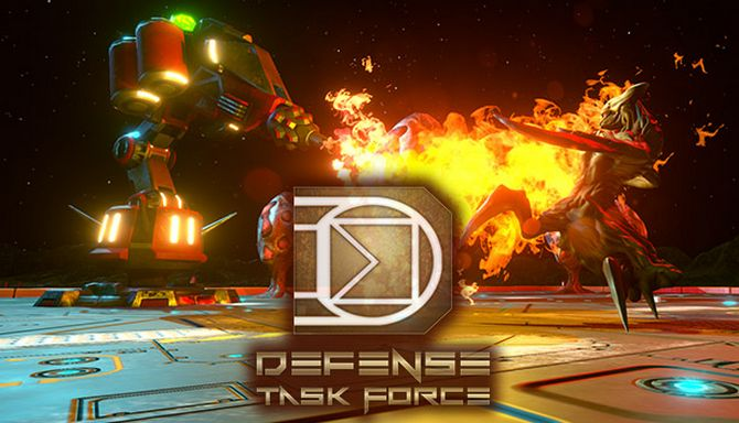 Defense Task Force – Sci Fi Tower Defense (2018) полная версия