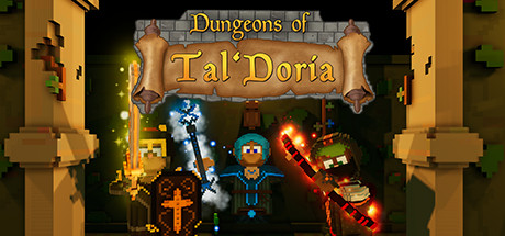 Dungeons of TalDoria v1.0.0d [Early Access]
