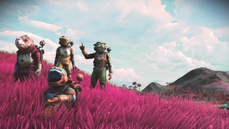 No Man's Sky The Abyss (v1.7) (2018) (RUS) PC - Repack полная версия