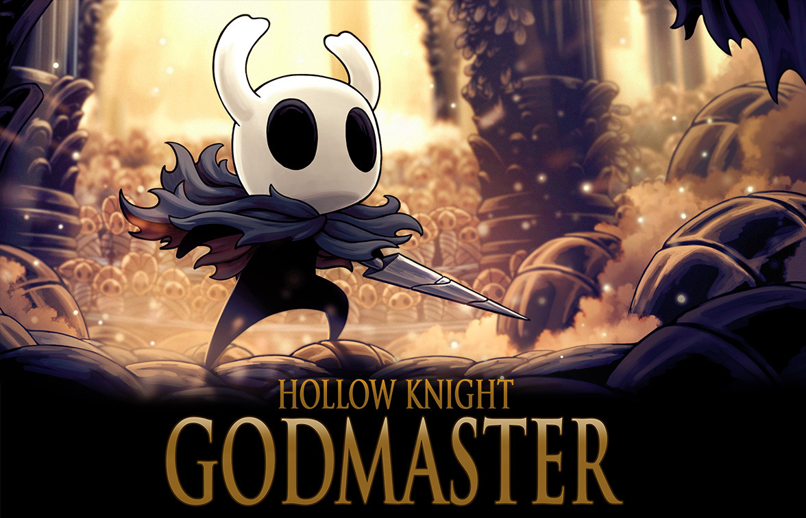 Hollow Knight Godmaster (v1.4.2.4 + DLC] (RUS) Репак от xatab