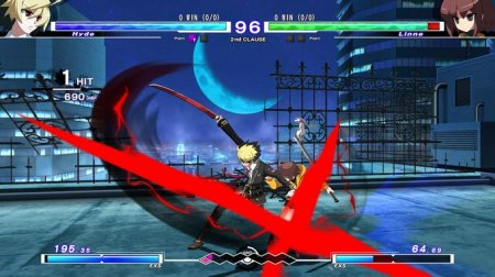 UNDER NIGHT IN-BIRTH Exe:Late[st] (2018) + DLC