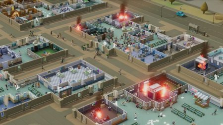 Two Point Hospital (v1.8.22864) (RUS) Repack