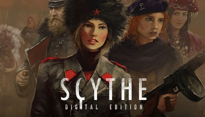 Scythe: Digital Edition (2018) (RUS) новая версия