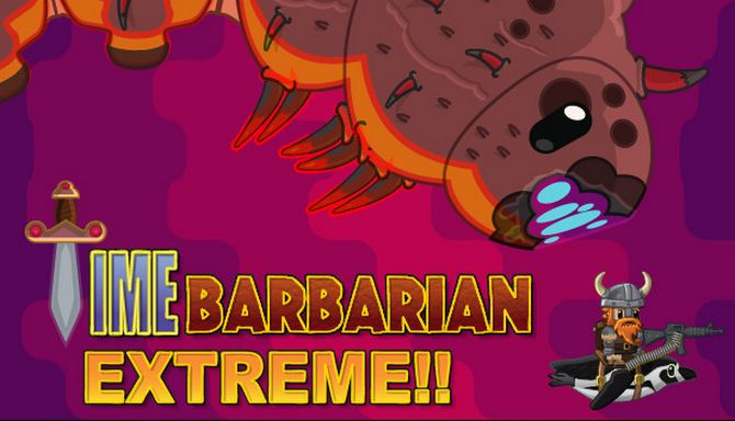 Time Barbarian Extreme (2018) PC