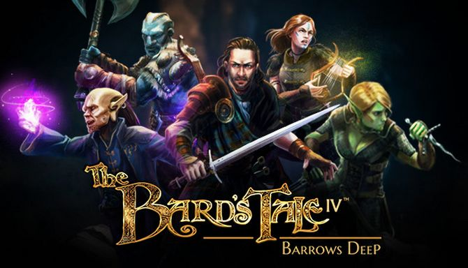 The Bard's Tale IV: Barrows Deep (2018) (RUS) RePack от qoob новая версия