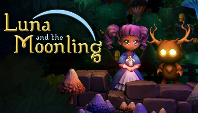 Luna and the Moonling (v1.0) (2018) полная версия