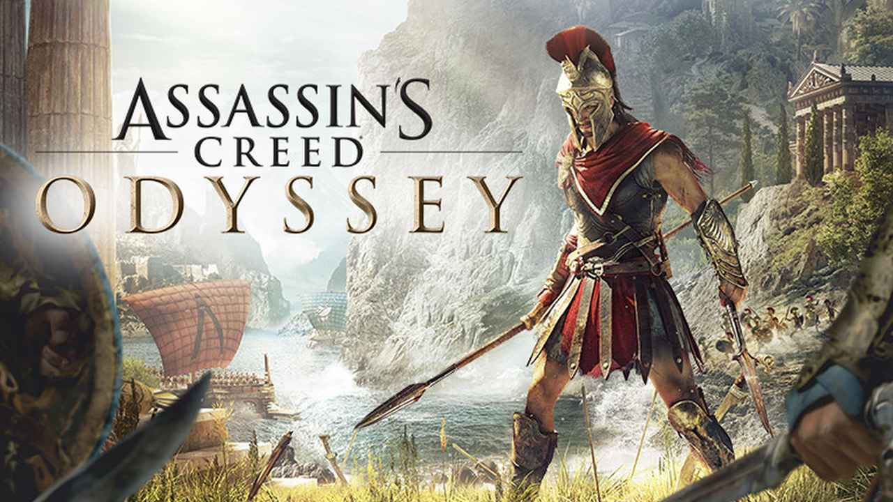 Assassin's Creed Odyssey - Ultimate Edition (v1.06) (RUS) Uplay-Rip полная версия