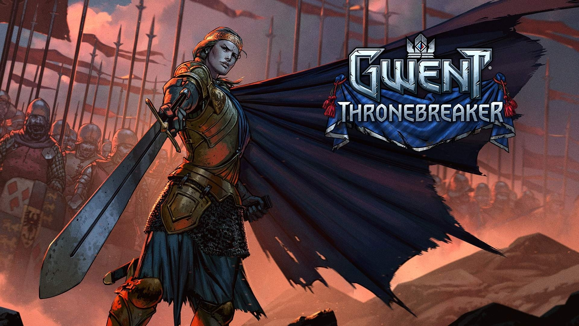 Thronebreaker: The Witcher Tales /  Кровная вражда: Ведьмак. Истории на русском языке | Repack