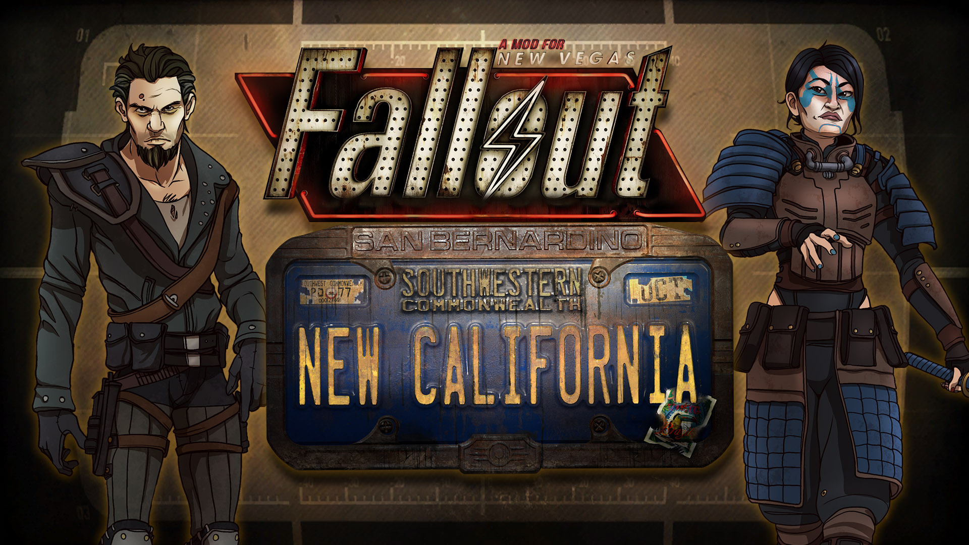 Fallout: New California (2018) [2.0.2] на русском языке | Repack