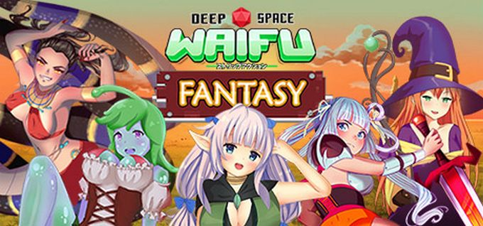 Deep Space Waifu: FANTASY (2018) PC полная версия