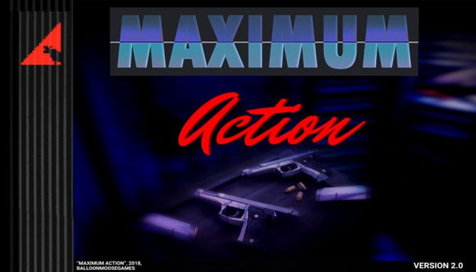 Maximum Action (v0.4) (2018) Early Access