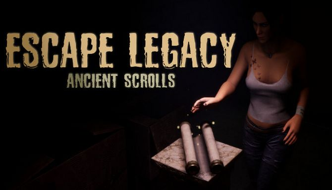 Escape Legacy: Ancient Scrolls (2018) PC полная версия