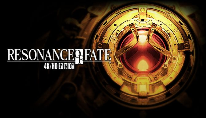 RESONANCE OF FATE END OF ETERNITY 4K/HD EDITION (2018) PC полная версия
