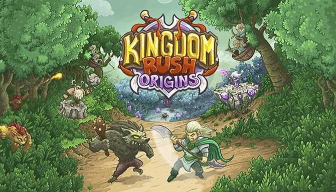 Kingdom Rush Origins (v1.0.2) (2018) на русском [новая версия]