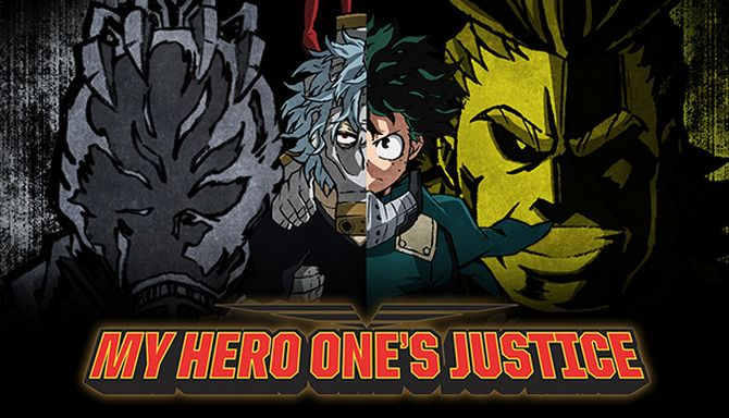 MY HERO ONE'S JUSTICE (2018) MULTi9 полная версия