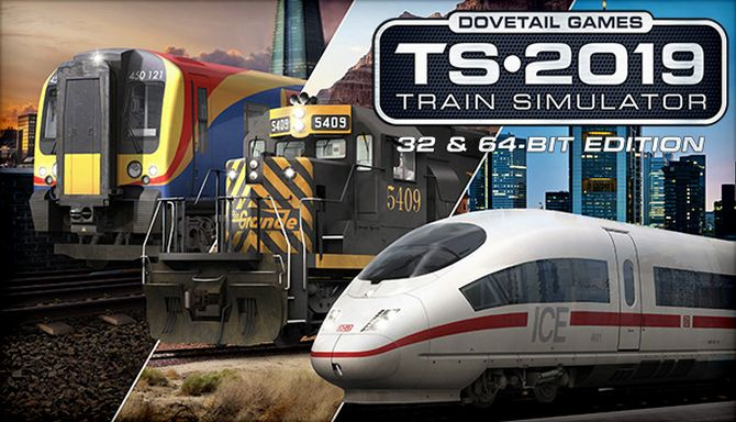 Train Simulator 2019 (2018) (RUS) (65.6f) Repack [32/64-bit Editions]