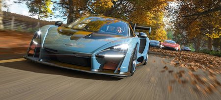 Forza Horizon 4 Ultimate Edition (2018) на ПК (RUS) полная версия