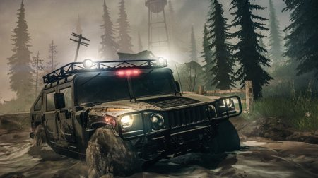 Spintires MudRunner American Wilds [Update 9] на русском языке | Repack