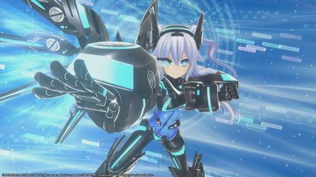 Megadimension Neptunia VIIR (2018) PC полная версия
