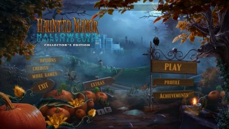 Haunted Manor 5: Halloween's Uninvited Guest (Collector's Edition)
