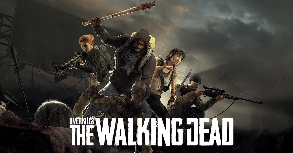 OVERKILL's The Walking Dead (v1.0.1) (RUS) (2018) RePack новая версия