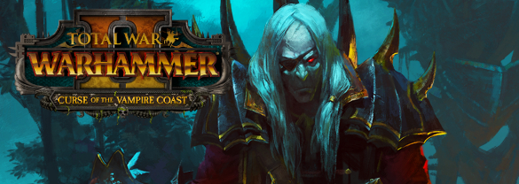 Total War: WARHAMMER II - Curse of the Vampire Coast (v.1.5.0) (RUS) [RePack] от xatab