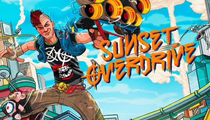Sunset Overdrive (2018) (RUS/ENG) PC - Repack