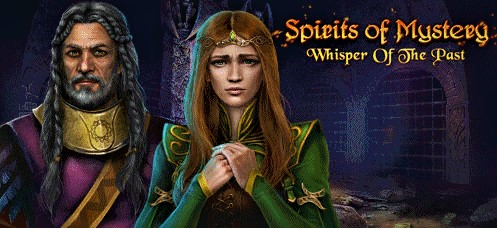 Spirits of Mystery 12: Whisper of the Past (Collector's Edition) (2018) полная версия
