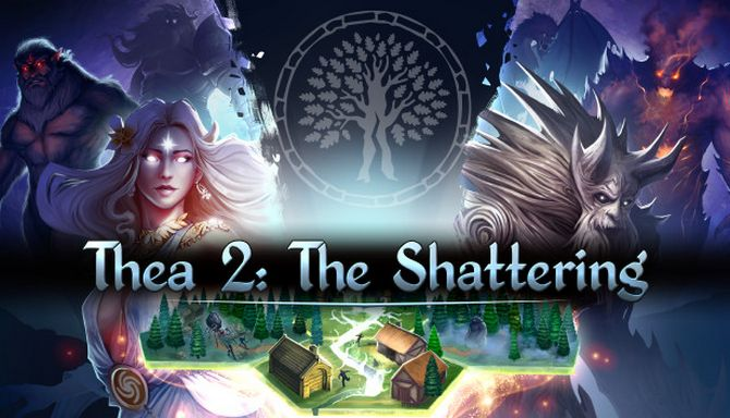 Thea 2: The Shattering (v0253) Early Access