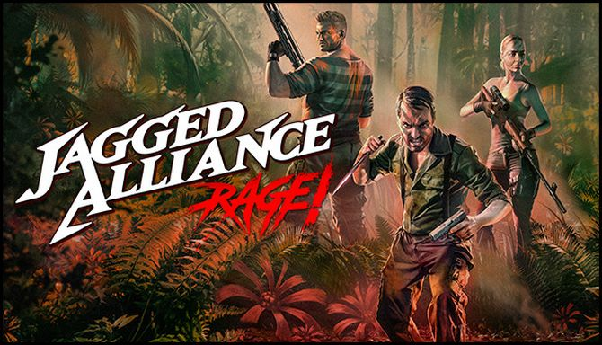 Jagged Alliance: Rage! (2018) полная версия
