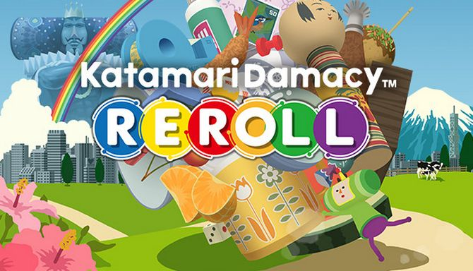 Katamari Damacy REROLL (2018) полная версия
