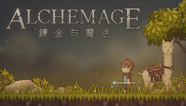 Alchemage (v0.11.0a3) Early Access