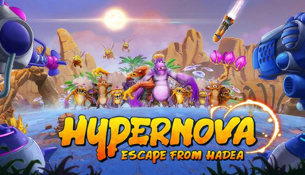 HYPERNOVA: Escape from Hadea (v1.8) полная версия
