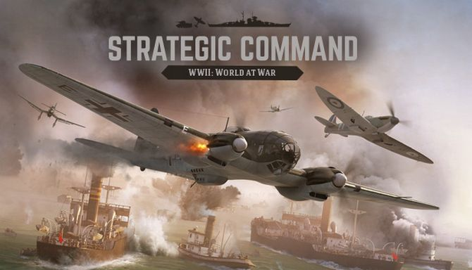 Strategic Command WWII: World at War [v1.0] (2018)